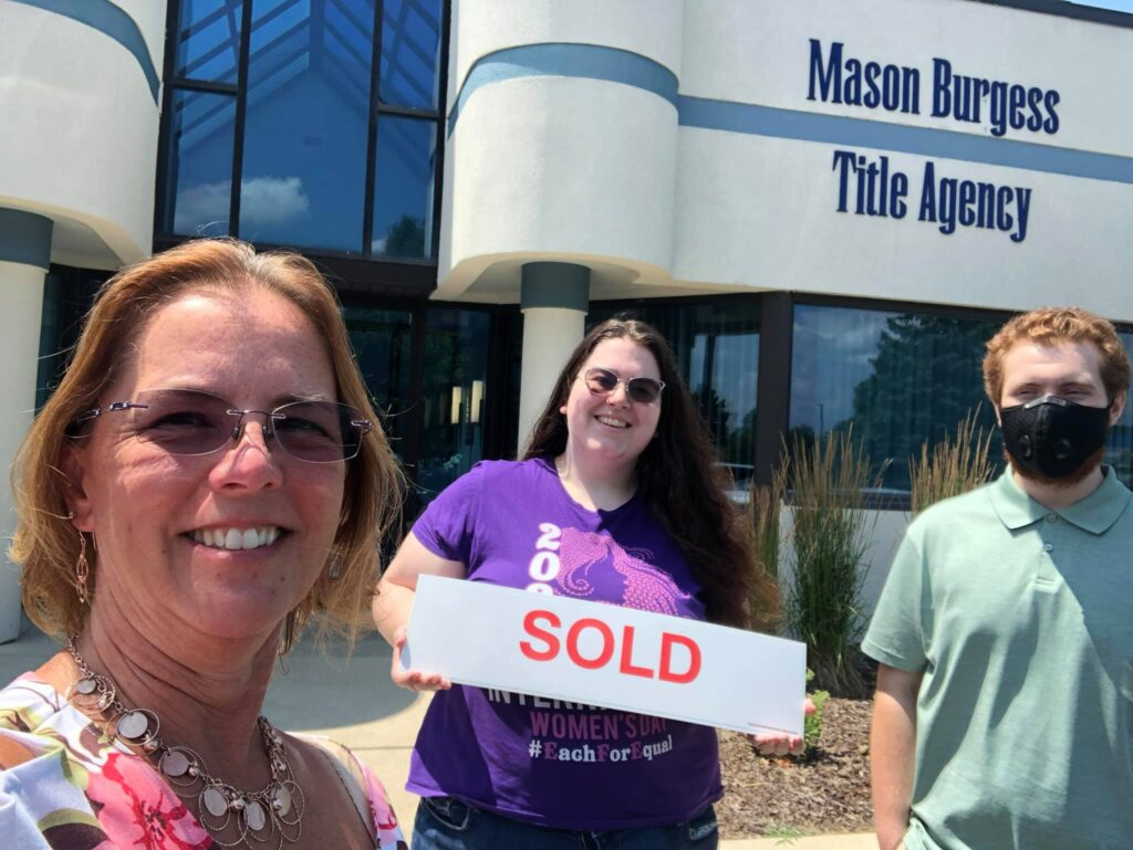Another satisfied client! 2nd generation now. Clients are referring their children. 31 years serving our community. Call the Martin team 586-419-7654