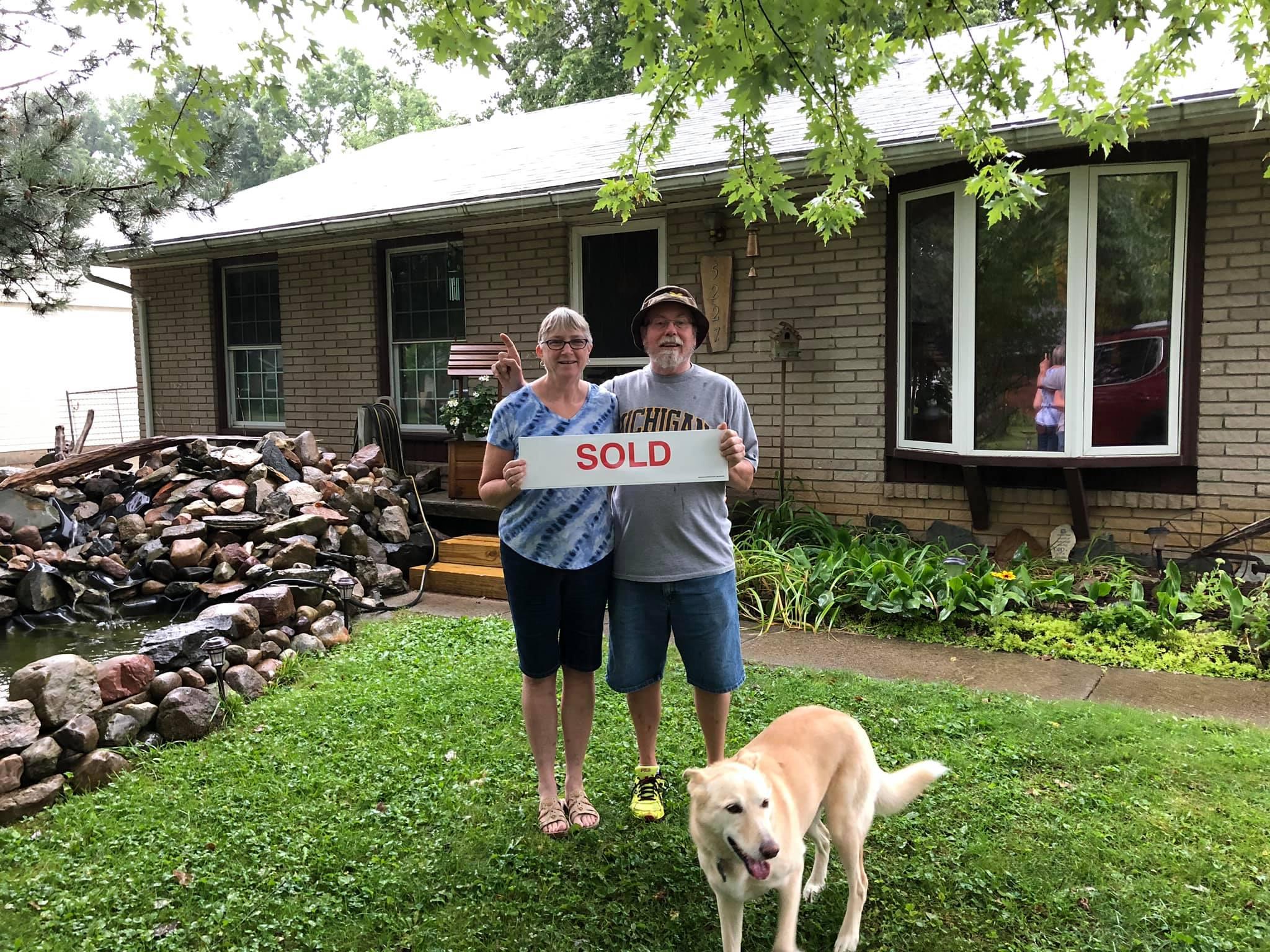 Sold in 3 days. VA buyer. Love helping veterans!